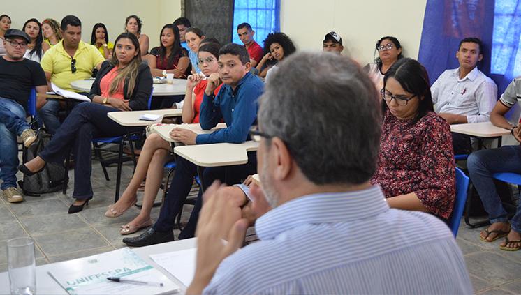 Unifesspa de Todos Nós discute demandas do Instituto de Estudos do Xingu