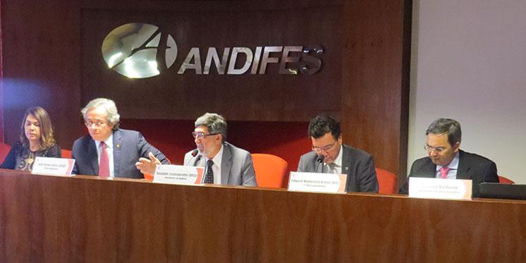 Administração Superior da Unifesspa defende proposta de rateio orçamentário entre as IFES